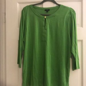 Talbots, size 1X shirt, NWT
